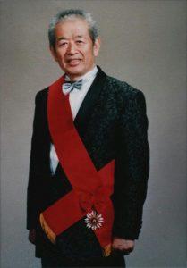 Soke Massaki Hastsumi